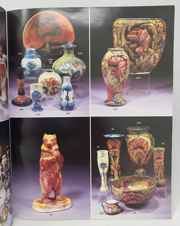 Christie's South Kensington - Moorcrot Pottery - Thursday, October 10th, 1996 at 2:00 p.m.